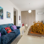 vb Living room with double sofa bed (2)